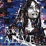 【Amazon.co.jp限定】ALIVE -The live history-(初回限定盤)(2CD)※LPサイズジャケット仕様(KOKIAオリジナルA4クリアファイル付)