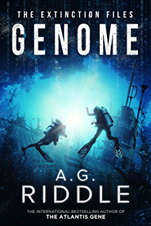Genome (The Extinction Files Book 2)