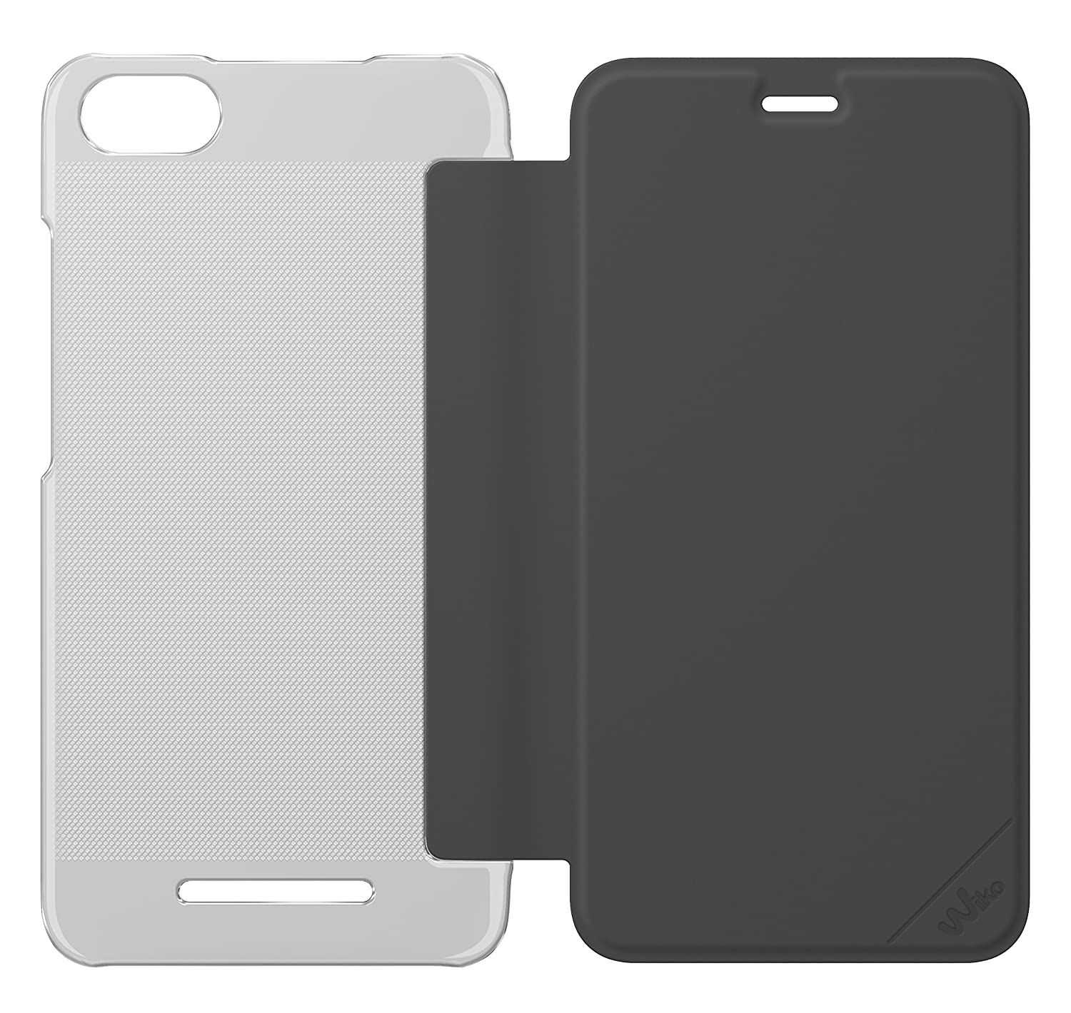 Amazon.com: Wiko Game Changer JERRY Folio Gray - Cell Phone ...