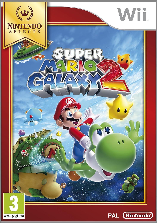 Super Mario Galaxy 2 Wii: Amazon.es: Videojuegos