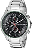 Armani Exchange Men's AX2163 Silver Watch