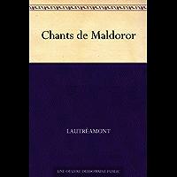Chants de Maldoror (French Edition)