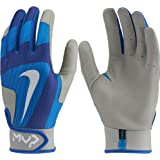 Nike Men`s MVP Edge Batting Gloves