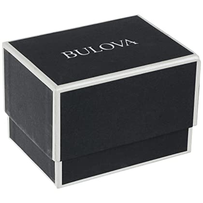 Bulova Men's Marine Star Strap Watch