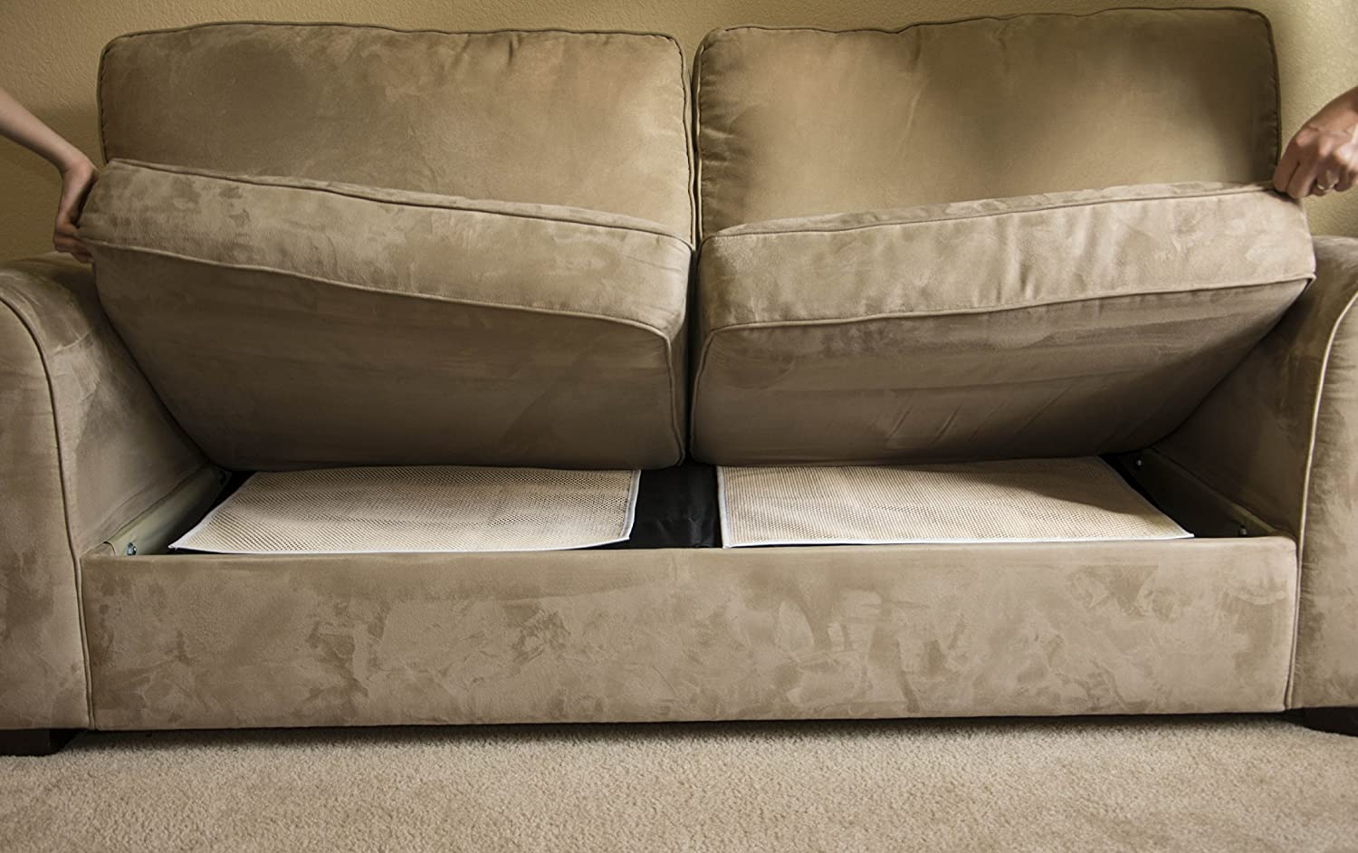 How To Stop Sofa Cushions From Sliding