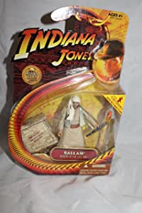 Indiana Jones Raiders of the Lost Ark Sallah 3-3/4 Inch Scale Action Figure: Amazon.es: Juguetes y juegos