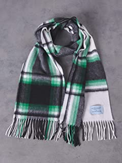 Wool Angora Scarf 1736-499-3033: Off White