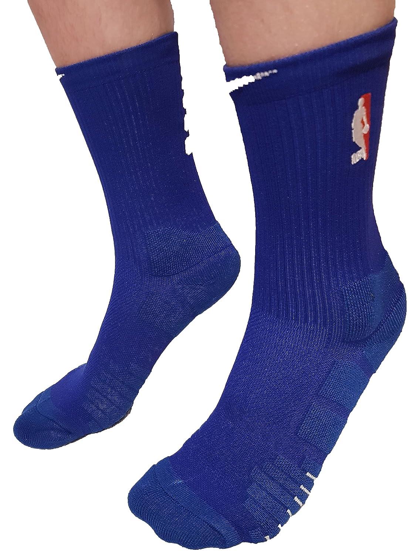 Calcetines de baloncesto NBA Logoman para hombre Tamaño: 42-46 EUR ...