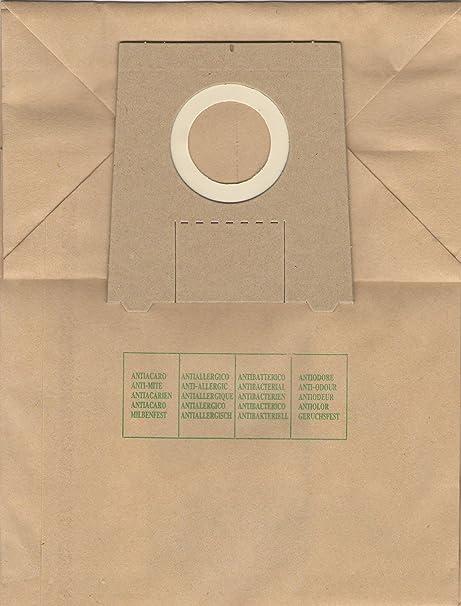 SB1 Pack 10 unidades Bolsa aspirador de repuesto Compatible ...