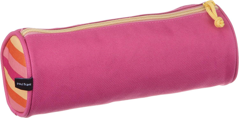 Paul Frank 131PKI602.77_S - Estuche Circular para lápices, Color Rosa: Amazon.es: Deportes y aire libre