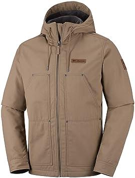 Columbia Loma Vista Hooded Jacket Chaqueta con Capucha, Hombre: Amazon.es: Deportes y aire libre