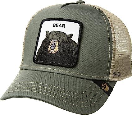 Goorin Bros. Gorras y sombreros de hombre Drew Bear, hombre, verde ...