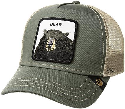 Goorin Borthers Men s Drew Bear Animal Farm Trucker Cap bb7ec69ff29