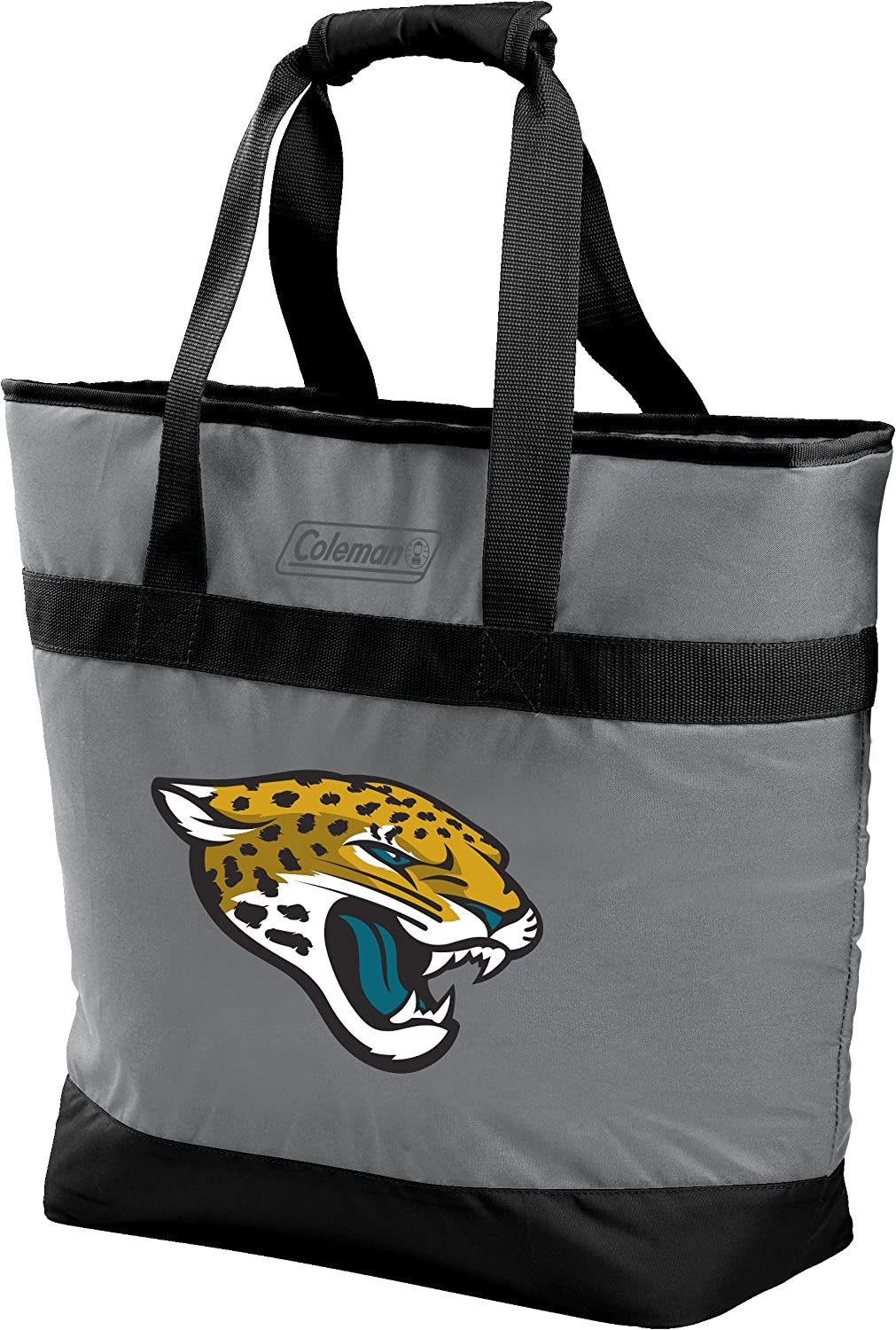 NFL Soft-Side Insulated Large Tote Cooler Bag ALL TEAM OPTIONS 30-Can Capacity