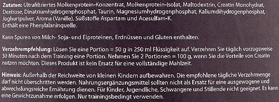 Scitec Nutrition Volumass 35 ganador vainilla francesa 1200 g: Amazon.es: Salud y cuidado personal