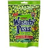 Hapi Snacks Hot Wasabi Peas, 4.23-Ounce