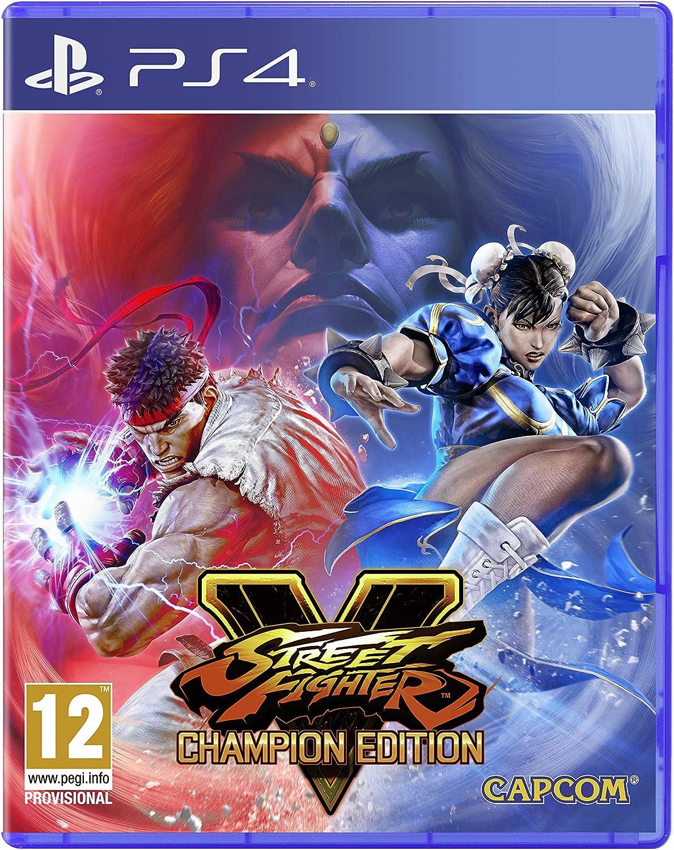 Street Fighter V Champion Edition - PlayStation 4 [Importación inglesa]