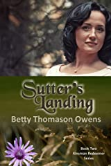 Sutter's Landing (Kinsman Redeemer Series Book 2) Kindle Edition