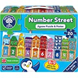 Orchard Toys Puzzle - Number Street