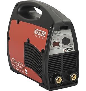 Solter 04254 Inverter COTT 195 SD Superboost + maletín 8 W, 240 V, Rojo