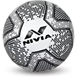 Nivia Black & White Football (5)