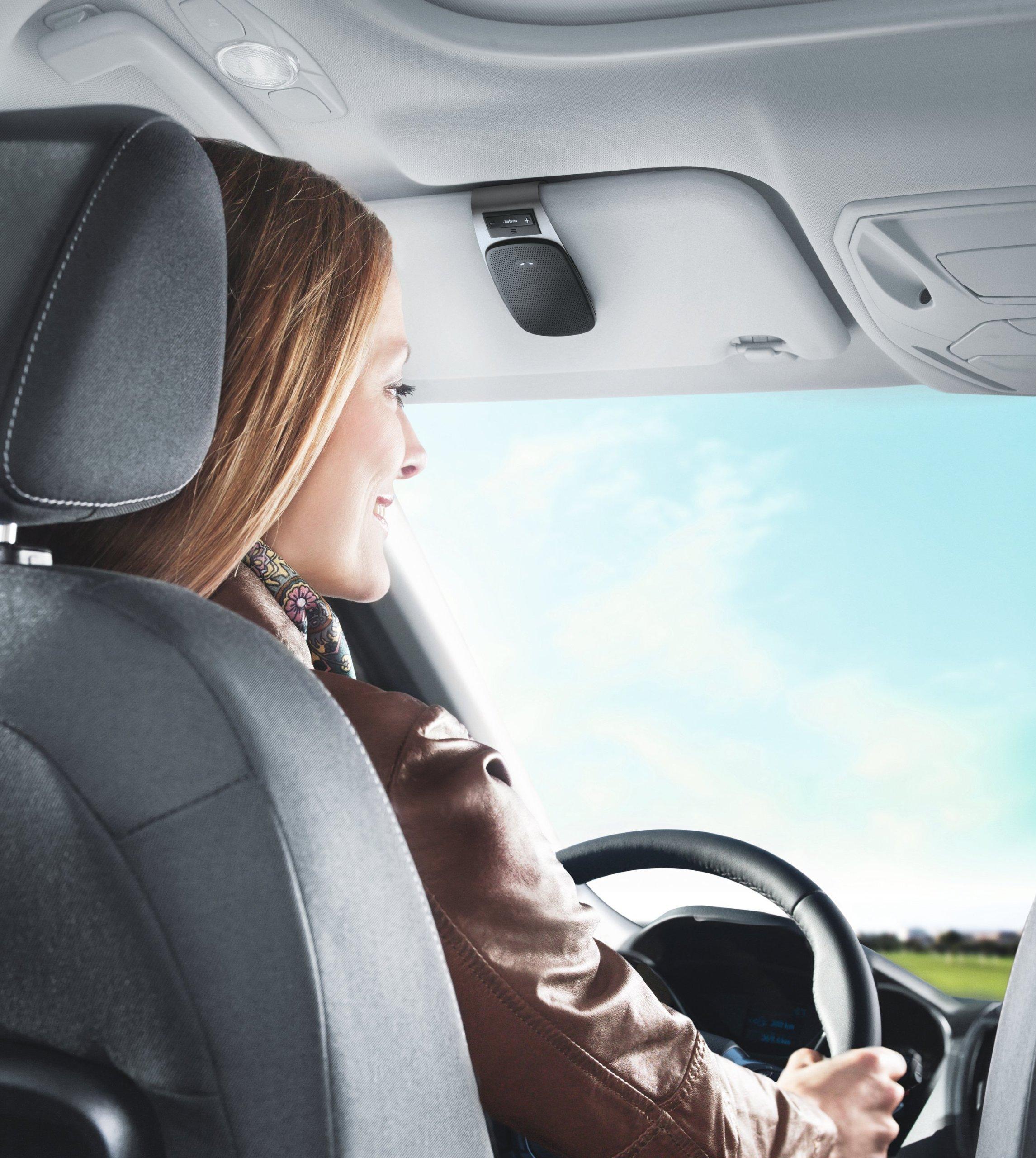 Jabra Drive Bluetooth In-Car Speakerphone (U.S. Retail Packaging) by Jabra (Image #5)