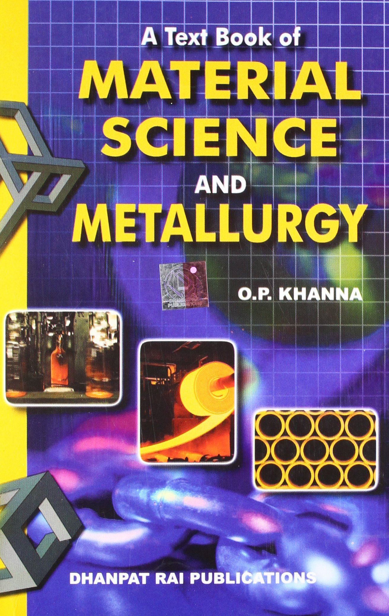 MATERIAL SCIENCE BY OP KHANNA EBOOK DOWNLOAD