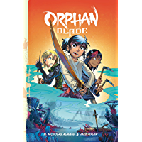 Orphan Blade book cover