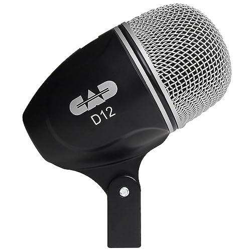 CAD Audio D12 Dynamic Cardioid Kick Microphone