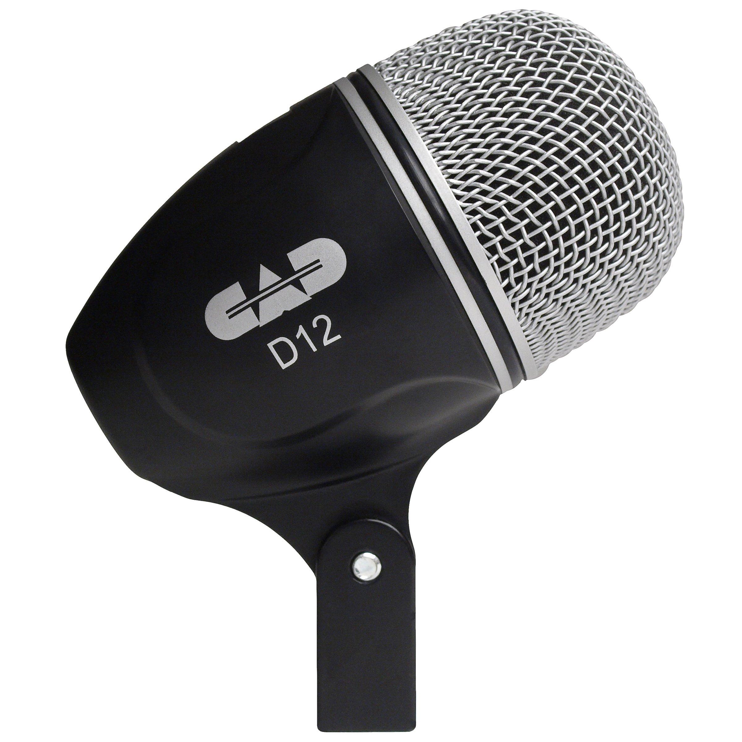 Microfono CAD Audio D12 Dynamic Cardioid Kick ...