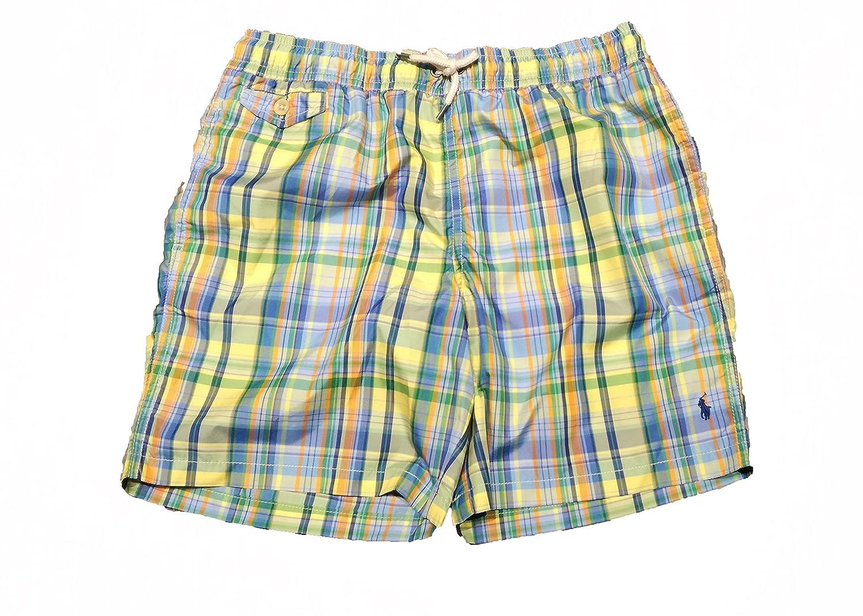 Polo Ralph LaurenTRAVELER - Bañador - Yellow: Amazon.es: Ropa y ...