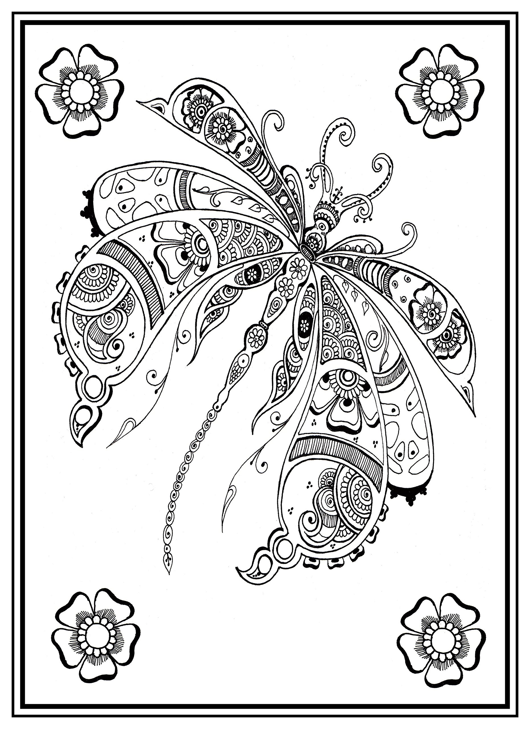The botany coloring book pdf - The Green Lady S Zen Henna Colouring Book Gwen Davies 0700461593140 Amazon Com Books
