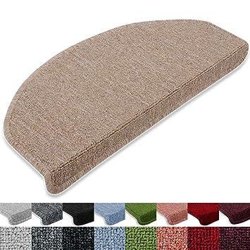 casa pura® hochwertige Stufenmatten | attraktiver Stufenschutz für ...