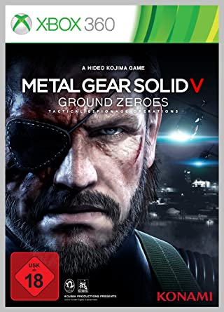 Metal Gear Solid V Ground Zeroes [Importación Francesa]: Amazon.es: Videojuegos