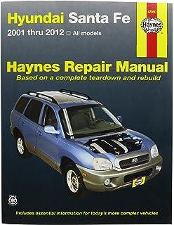 Hyundai sante fe 2001 2009 repair manual haynes repair manual haynes vc0s243050 manuals 43050 hyundai sante fe 2001 2012 fandeluxe Gallery