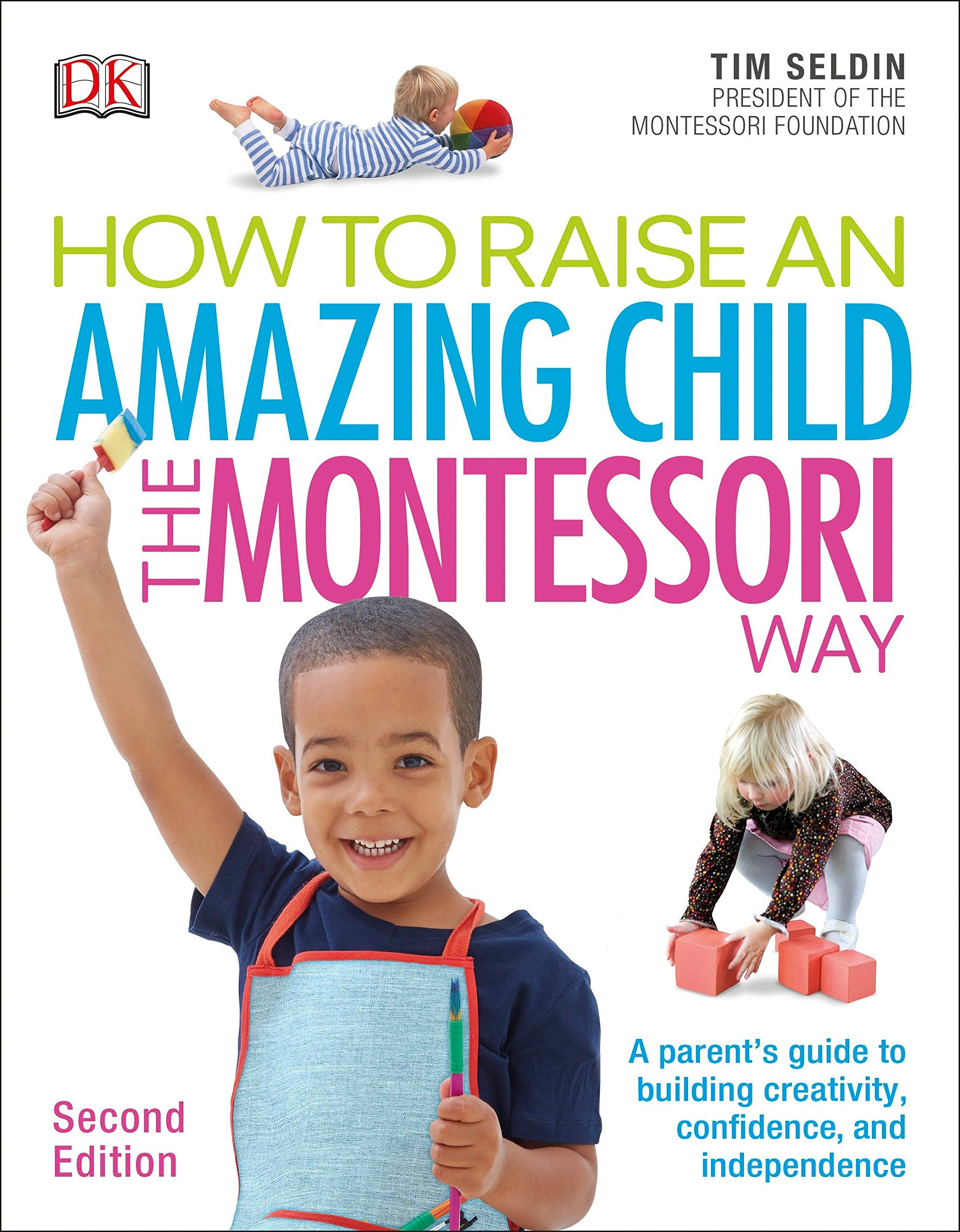 How Raise Amazing Child Montessori product image