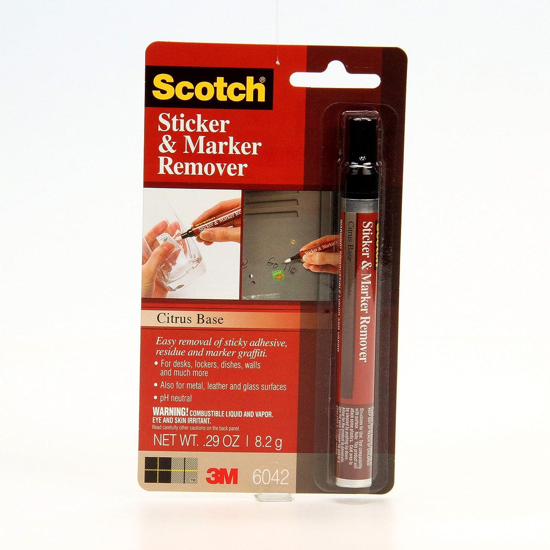 Scotch Sticker & Marker Remover 6042