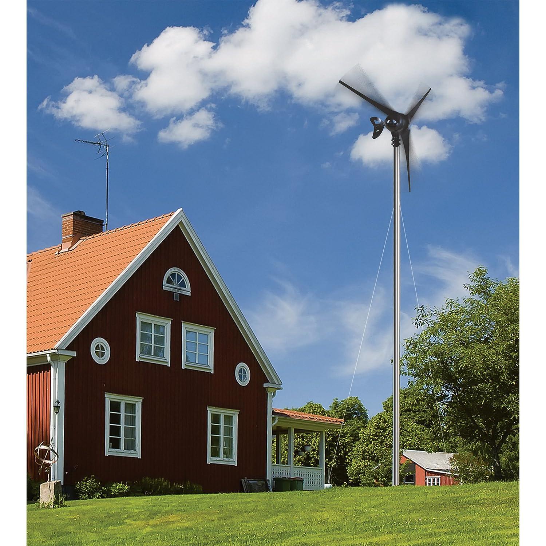 amazon com nature power wind turbine 2 000 watt marine grade