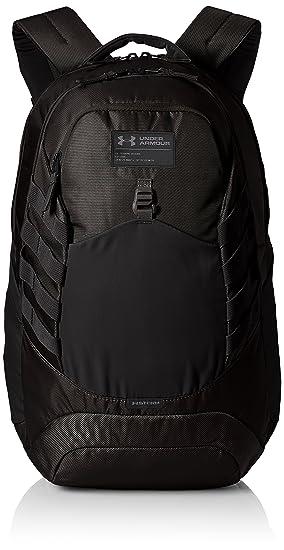 under armour 2017. under armour 2017 ua hudson backpack rucksack - black n