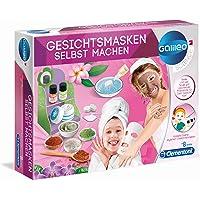 Clementoni 59171 Galileo Science - Mascarillas faciales de bricolaje, mascarillas hidratantes y perfumadas, juguetes…