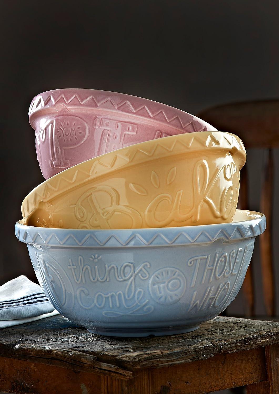 Mason Cash Keramik Cremefarben 29 x 29 x 14 cm