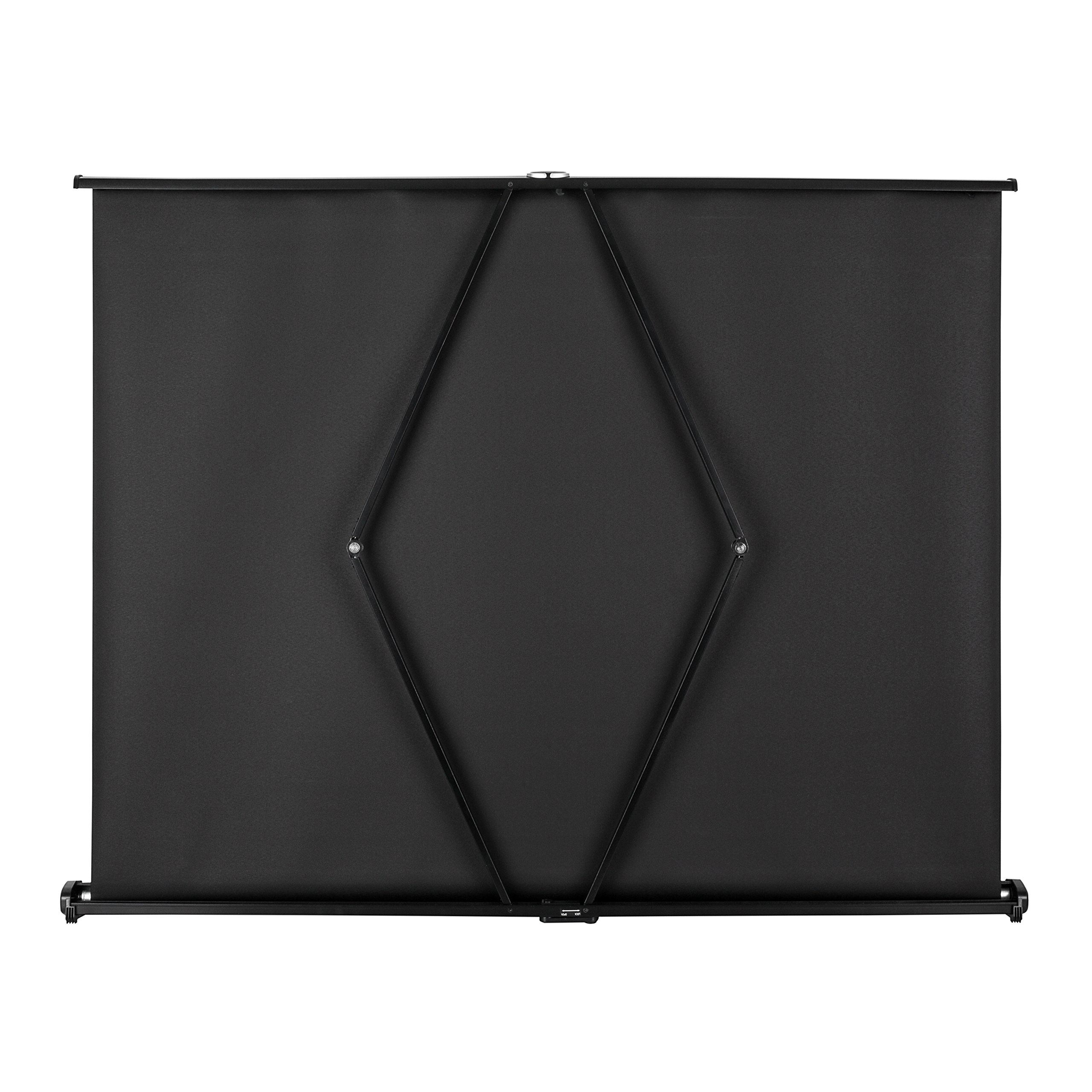 CHEERLUX Ultra Portable ProjectorTabletop Projection Screen 50'' 4:3 For DLP Projector , Mini Projector,Home and Office Business Meeting With Carrying Bag by Cheerlux (Image #5)