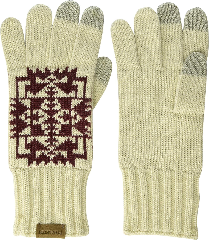 Pendleton womens Knit Gloves