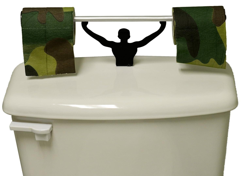 Amazon.com: Fairly Odd Novelties Camouflage Toilet Paper with ...
