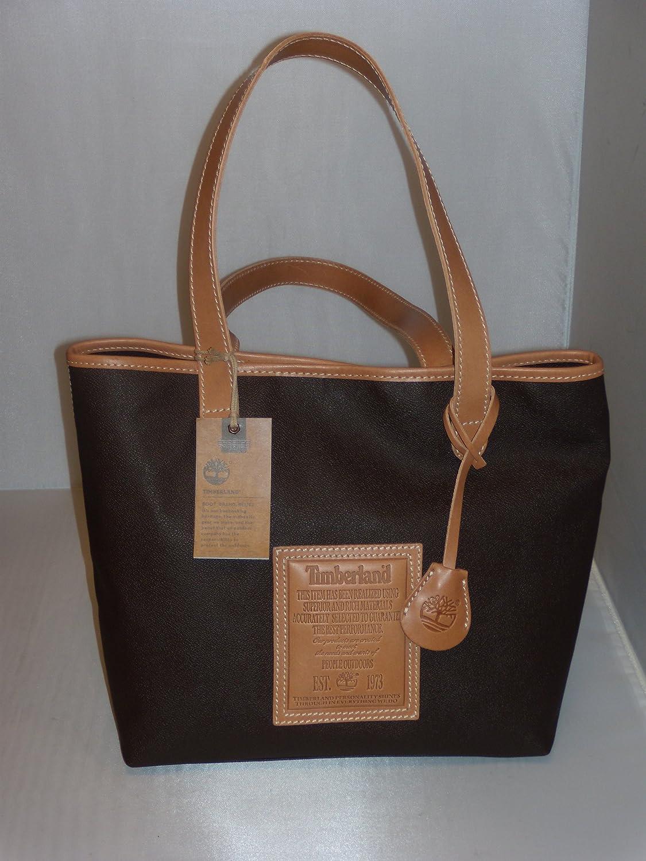 Timberland Tasche SMALL SHOPPING BAG dark brown M2768 242