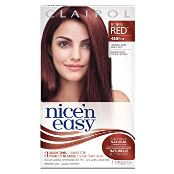 Amazon Com Clairol Nice N Easy Permanent Hair Color Natural Dark