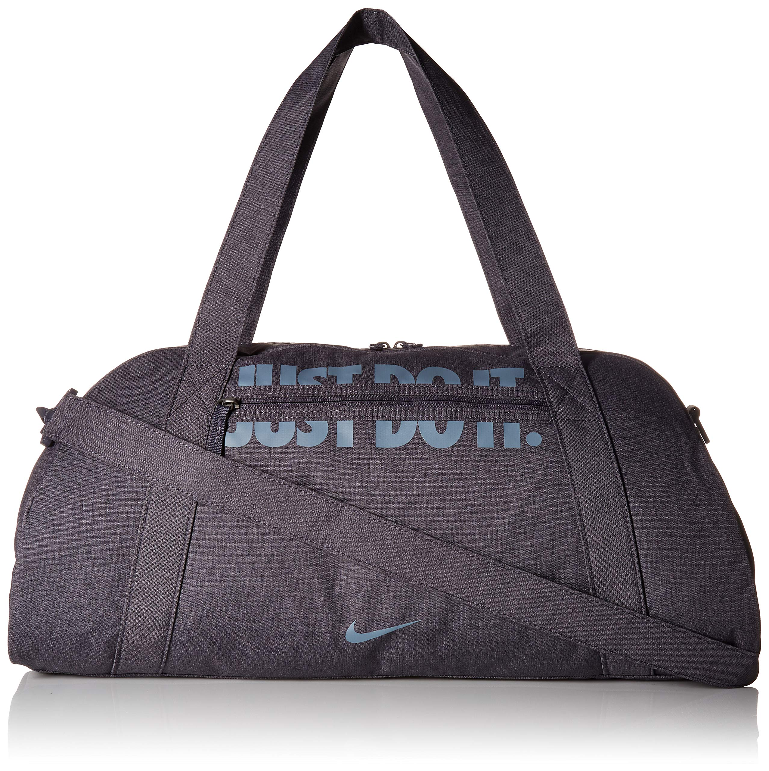Women's Nike Gym Club Training Duffel Bag (One Size, Gridiron/Ashen Slate) by Nike