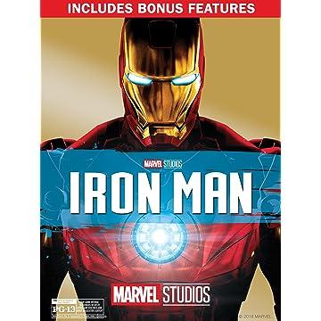 Iron Man (Plus Bonus Content)