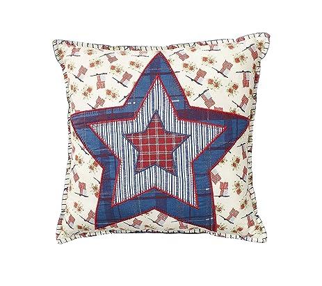 Amazon MaryJane's Home Americana Decorative Pillow Home Kitchen Enchanting Americana Decorative Pillows