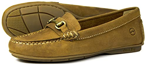 a35e0a8be2da4 Orca Bay Verona Nubuck Leather Loafer: Amazon.co.uk: Shoes & Bags